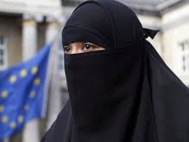 Women defiant as Danish ban on full-face veil takes effect