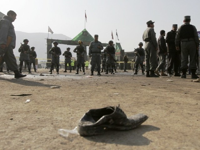15 killed as explosions rock mosque in Afghanistan