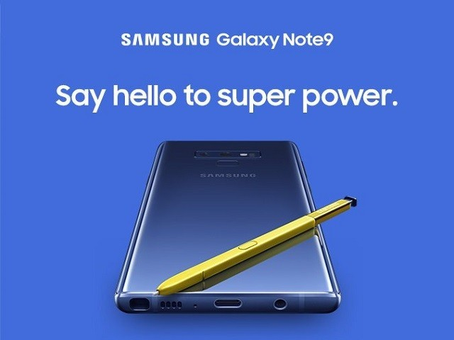 Leaked Samsung Galaxy Note 9 Video Confirms A 512GB Model