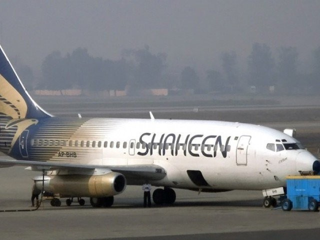Ehsan Sehbai, the CEO of Shaheen Air International appeared before the court in the ongoing case  PHOTO:EXPRESS