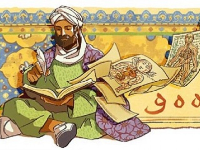 At the age of 16 Ibn Sina had become an expert in the fields of physics, mathematics, metaphysics and logic. PHOTO COURTESY: GOOGLE