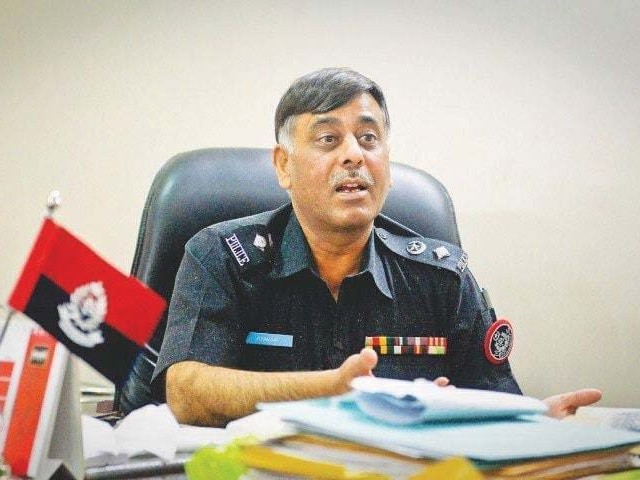 Ex-Malir SSP Rao Anwar was granted bail by ATC in case pertaining to use of illegal arms, explosives. PHOTO: FILE
