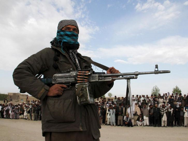 Afghan forces search for Taliban fighters after major attack