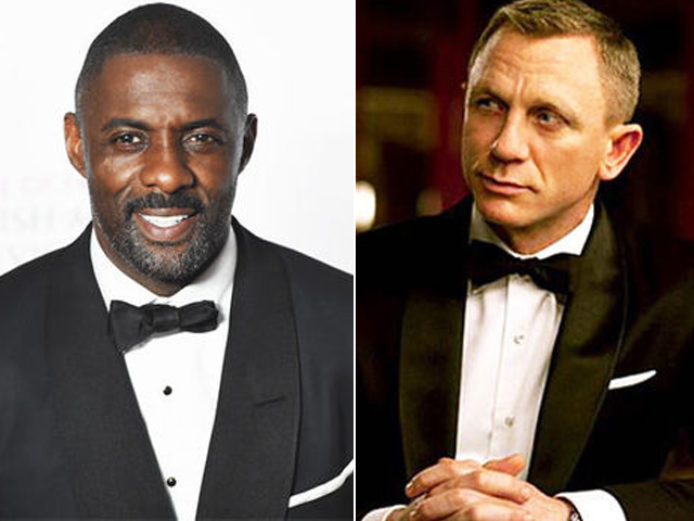 Idris Elba reignites Bond rumours with cryptic tweet