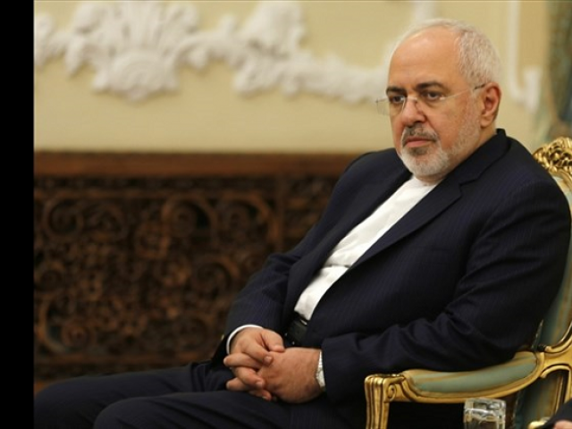 Iran's Foreign Minister Mohammad Javad Zarif in the capital Tehran, Aug. 8, 2018. PHOTO: AFP