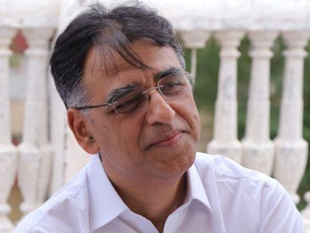 Image result for Asad Umar, photos
