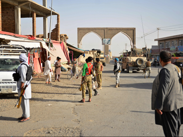 Afghanistan Scrambles Reinforcements to Key City of Ghazni