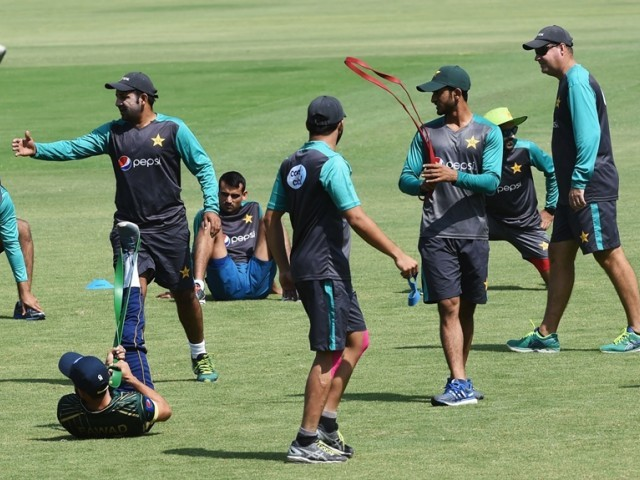 PCB to hold eight day training camp ahead of the Asia Cup
