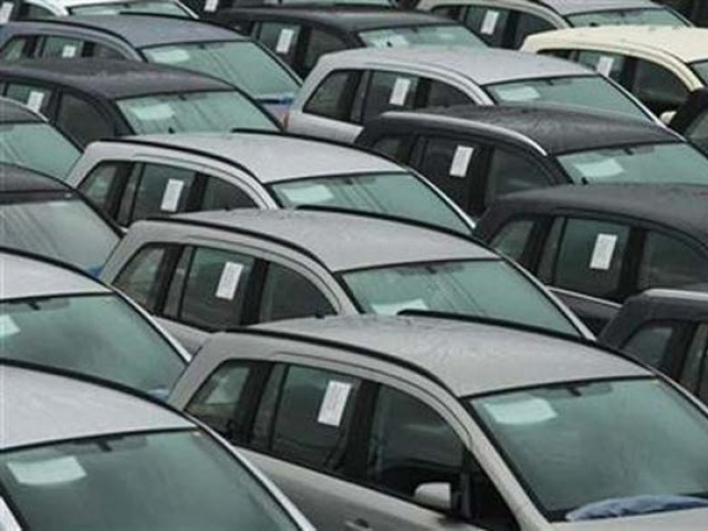 According to a senior police official on Wednesday, a total of 77 cars were recovered out of which 54 were stolen from Islamabad.  PHOTO:FILE