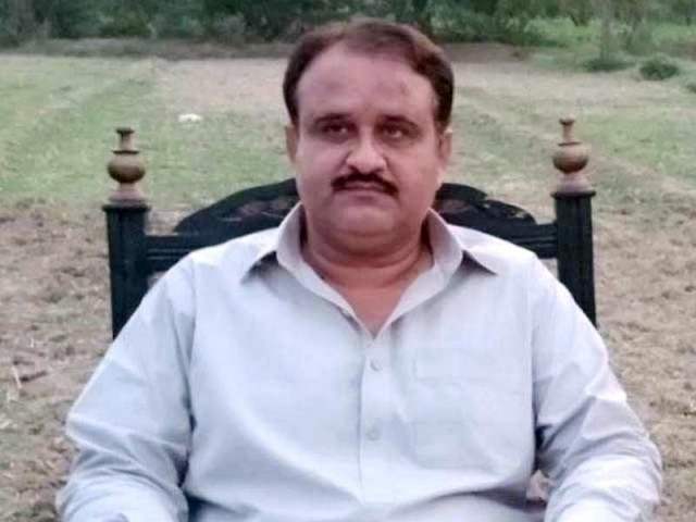 Sardar Usman Buzdar won the 2018 elections from PP-286 DG Khan. PHOTO: FILE