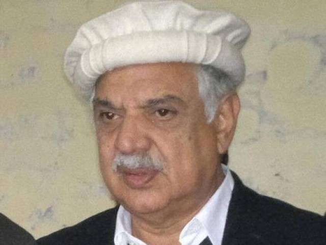 Iqbal Zafar Jhagra. PHOTO: EXPRESS