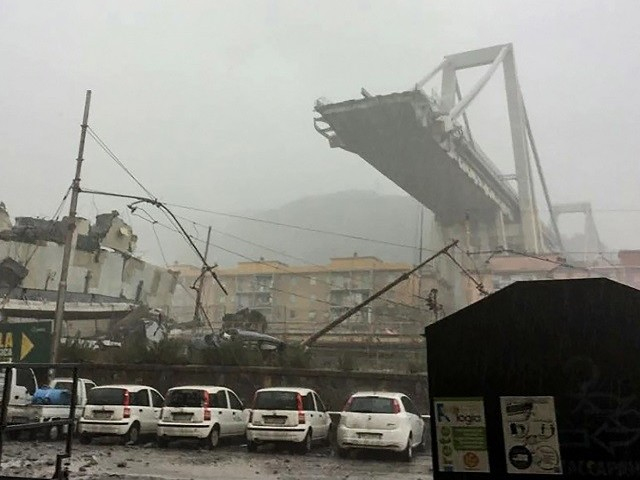 Milan vs. Genoa Sampdoria vs. Fiorentina postponed following tragic bridge collapse