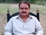 Sardar Usman Buzdar. PHOTO: FILE