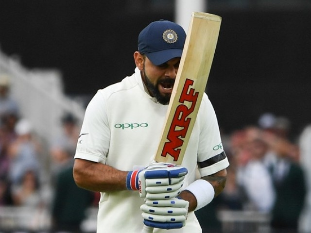 India set daunting 521-run target for England