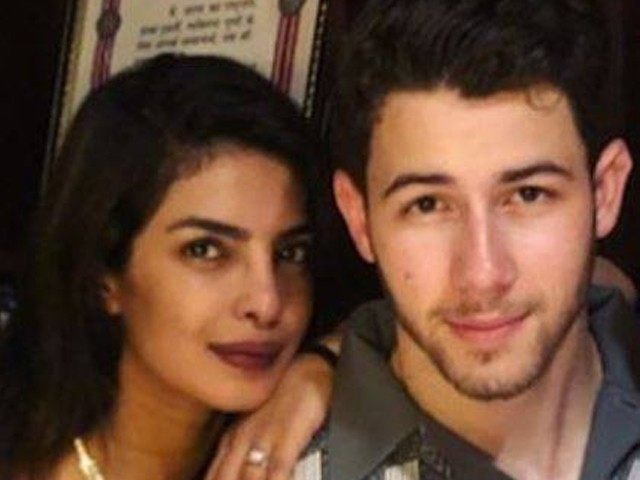 Inside pics of Priyanka Chopra-Nick Jonas' engagement bash