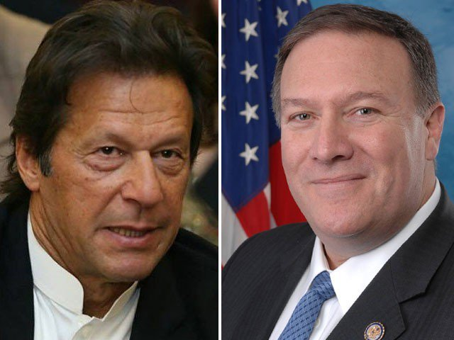 Pakistan Denies US Statement on Pompeo-Imran Khan Conversation