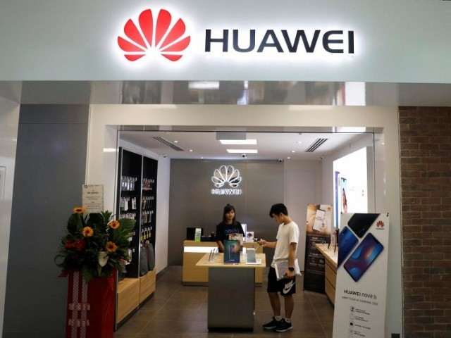 Huawei hits back at