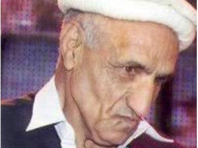 Sepoy Maqbool Hussain. PHOTO: FILE