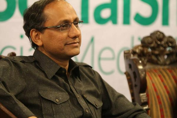PPP leader Saeed Ghani. PHOTO: FILE