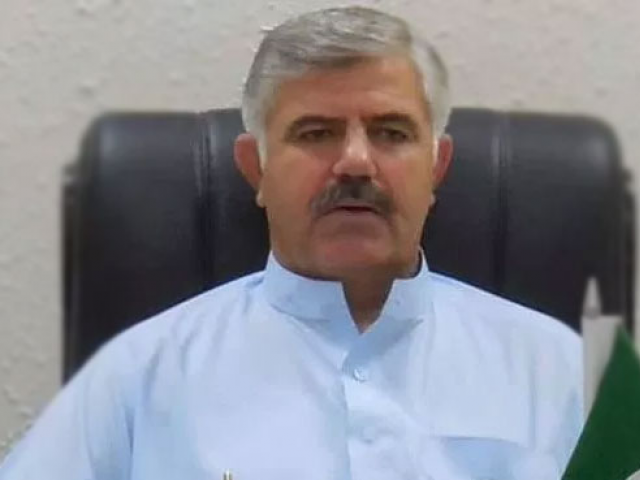 K-P Chief Minister, Mahmood Khan. PHOTO: RADIO PAKISTAN