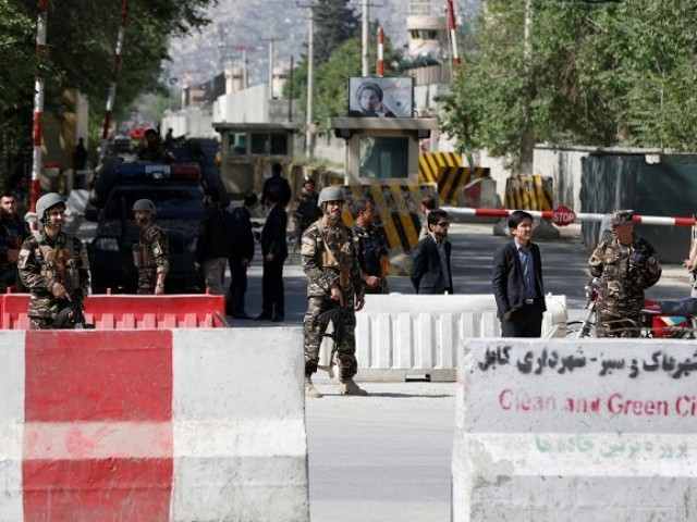 At least 14 dead as twin blasts hit Afghan capital
