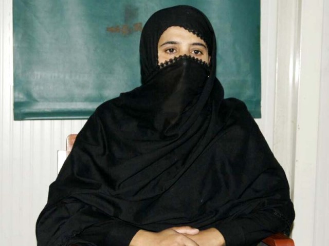 Head Constable Gulnaz. PHOTO: EXPRESS