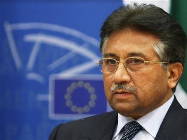 Former President General [retd] Pervez Musharraf. PHOTO: REUTERS