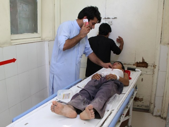 Death Toll Rises To 32 In Nangarhar Explosion