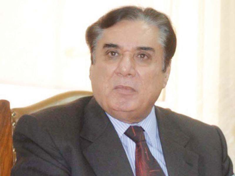 Justice (retd) Javed Iqbal. PHOTO: EXPRESS