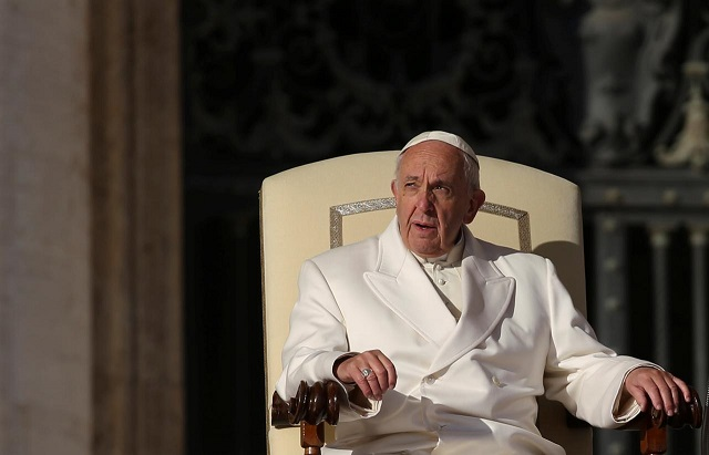 Pope receives US Church leaders to discuss clerical sex abuse crisis