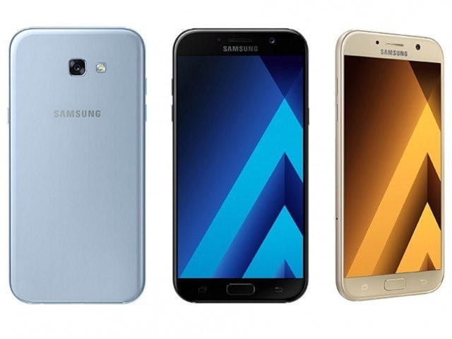 The Galaxy A series now offers IP68 water and dust resistance