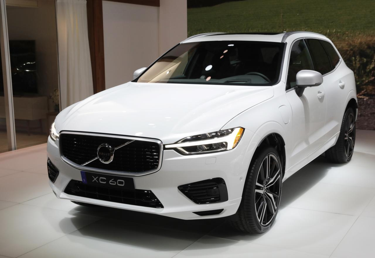 Volvo Cars Seeks Us Tariff Exemption For Chinese Made Suv The