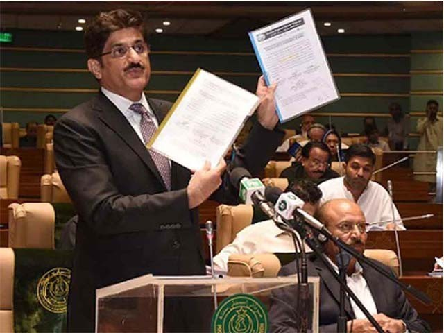 Murad Ali Shah. PHOTO: FILE