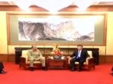 Army chief Gen Qamar Javed Bajwa with Chinese President Xi Jinping. PHOTO: ISPR