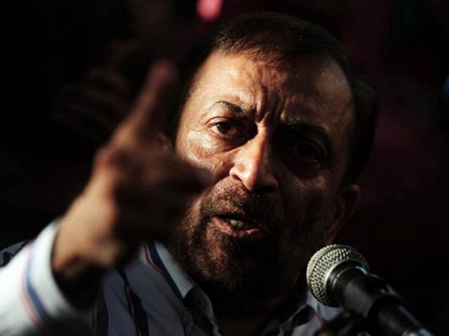 MQM-P leader Farooq Sattar. PHOTO: AFP