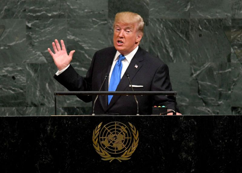 WATCH LIVE: Trump Speaks At The United Nations
