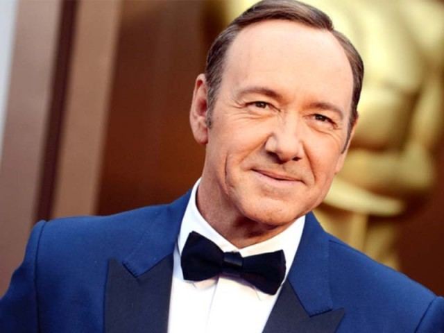 Kevin Spacey Sued by Masseur for Forcing Groin Massage