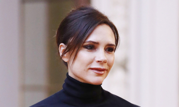 Victoria Beckham refuses to let marriage split rumours get her down