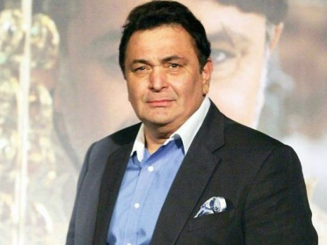 Bollywood veteran Rishi Kapoor passes away | The Express Tribune