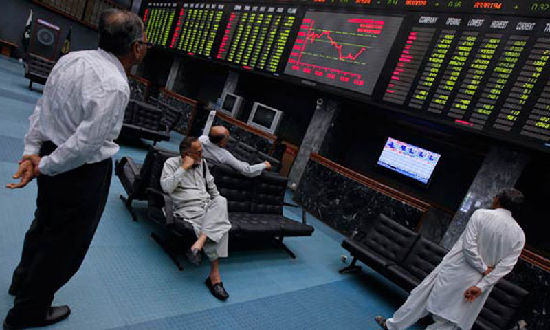 Concerns over macroeconomic situation drag benchmark index below 40,000. PHOTO: REUTERS