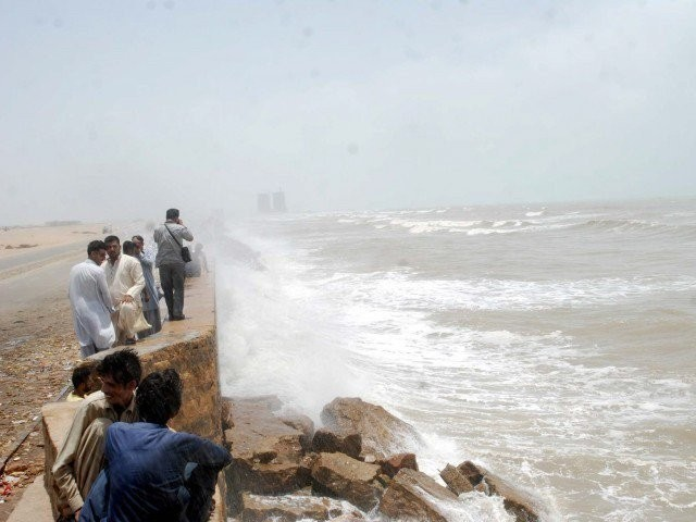 No possibility of tropical cyclone at Pakistan's coastal belt: Met office
