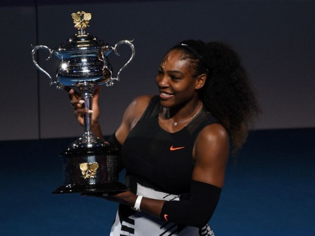Serena needs one more Grand Slam singles victory to equal Australian Margaret Court's all-time record of 24. PHOTO: AFP