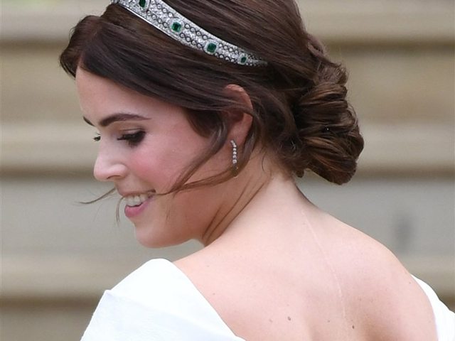 Official photos of Royal Wedding of Princess Eugenie and Jack Brooksbank released