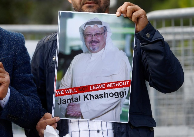 Saudi Arabia $100 million to United States as missing journalist mystery deepens
