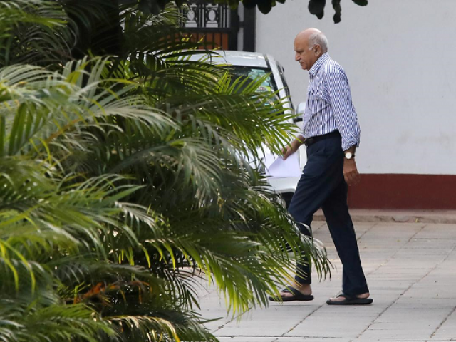 Union Minister MJ Akbar resigns amidst serious allegations of sexual harassment