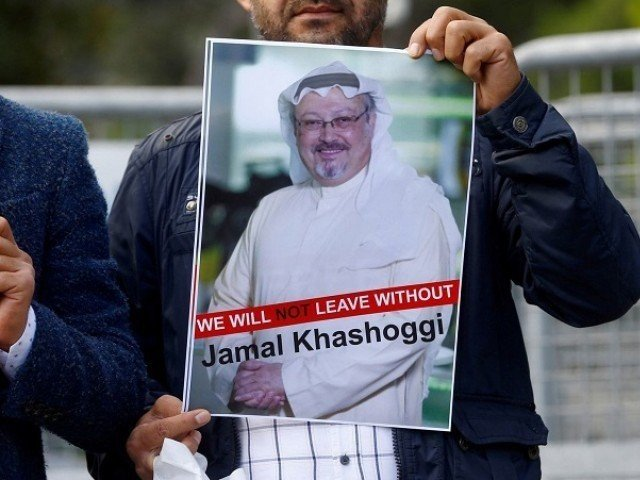 Turkish police search forest, villa for Khashoggi remains