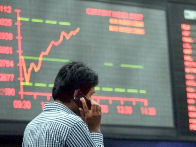 Market watch: Buying momentum leads to 335-point gain in KSE-100
