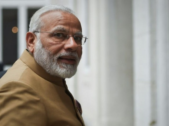 Indian Prime Minister Narendra Modi. PHOTO: AFP/FILE