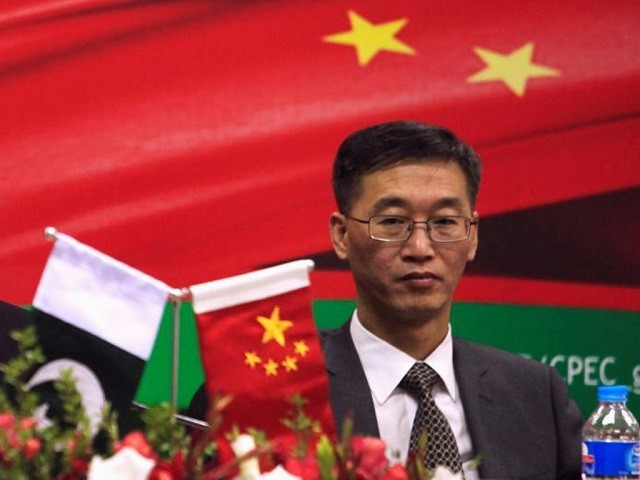 Ambassador Yao Jing says all projects are mutually beneficial and CPEC is the manifest of China's trust in Pakistan. PHOTO: RADIO PAKISTAN