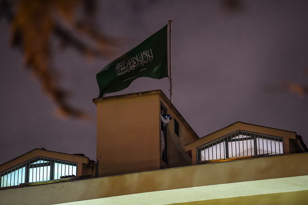 Turkish police say 'evidence' found at Saudi consulate on Khashoggi case